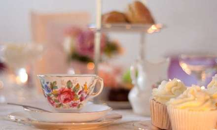 Blast From the Past: Tea party
