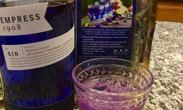 Still Into the Blue & Distilled With the Blue