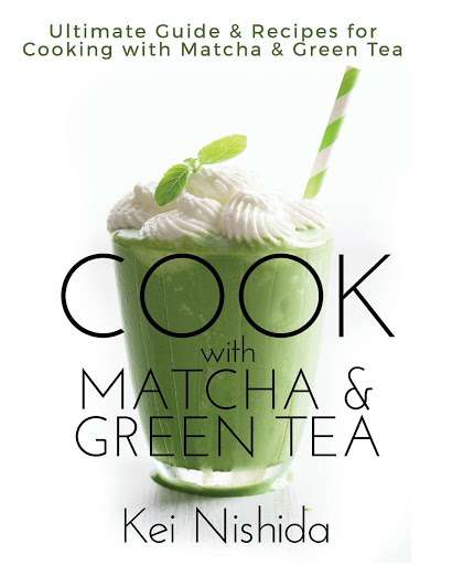 #9 Cook with Matcha and Green Tea Paperback – $29.99