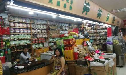 Tea Shopping in a Market in Shenzhen, China – Part 2