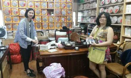 Tea Shopping in a Market in Shenzhen, China – Part 3