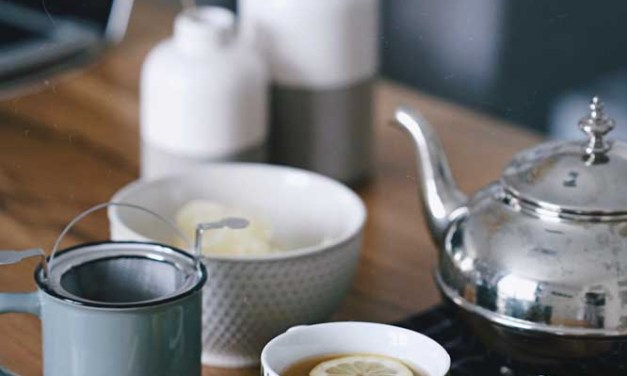 Cleaning Your Tea Equipment the Natural Way