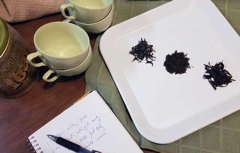 Review: Teasup Black Teas