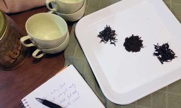 Review: Teasup Black Teas