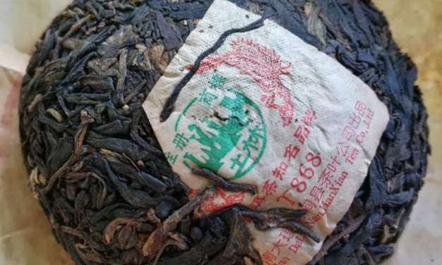 Sheng Pu'er Aging Exploration – Part 2