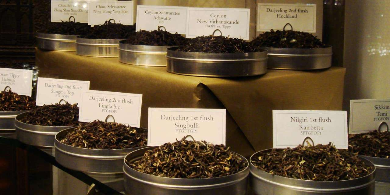 Tuesdays With Norwood, Re-Steeped: Darjeeling – Part 3, Nilgiri, and India's Other Teas