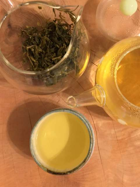 Wild Organic Tea – Third Installment
