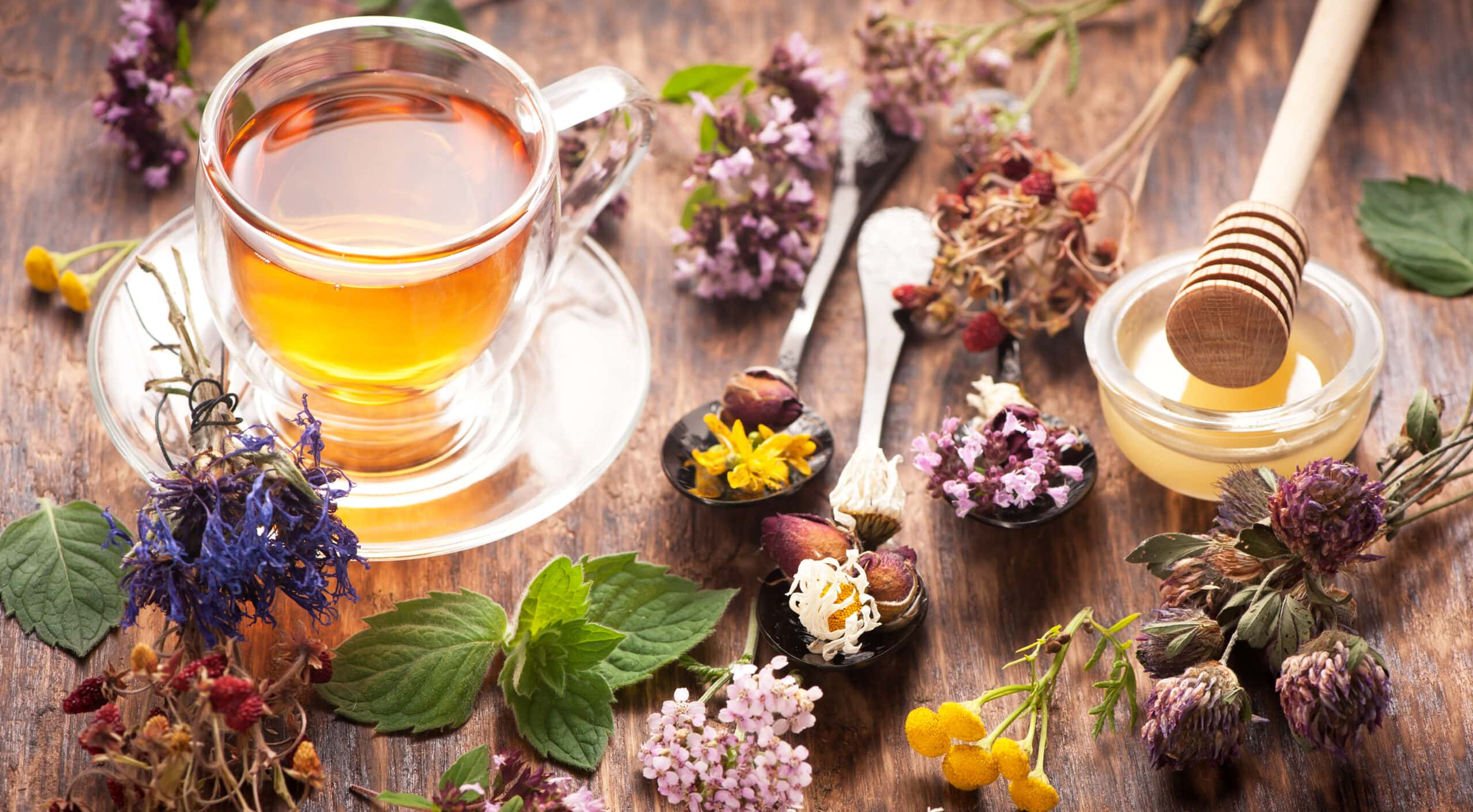 Tea! It's Not Just a Drink … It's a Memory - T Ching