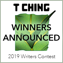 T Ching 2019 Writers Contest Winners