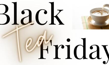 "Black ""Tea"" Friday"