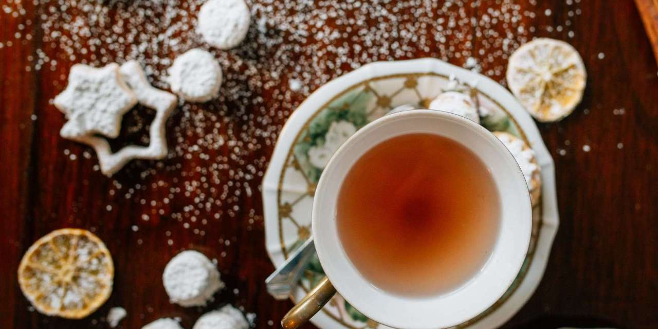 T Ching Classics: Holiday Cookies for Tea