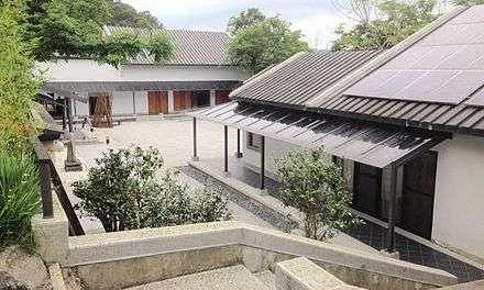 PingLin Tea Museum in Taiwan