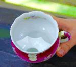Teaware Oddities - Photo of mustache cup