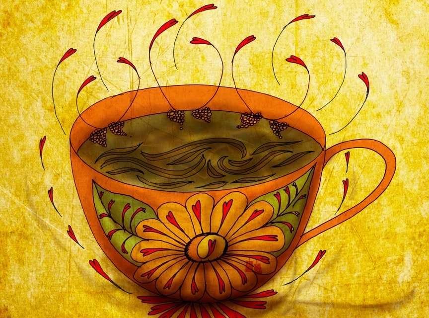 What My Tea Says To Me: Heart
