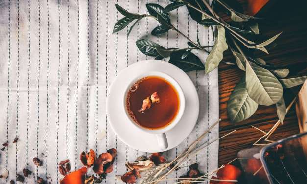 Five Best Teas for Skin