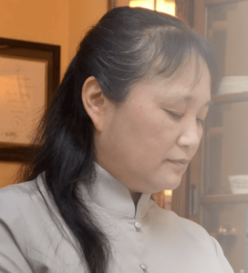 Dr. Sally Wei of Sally's Parlor