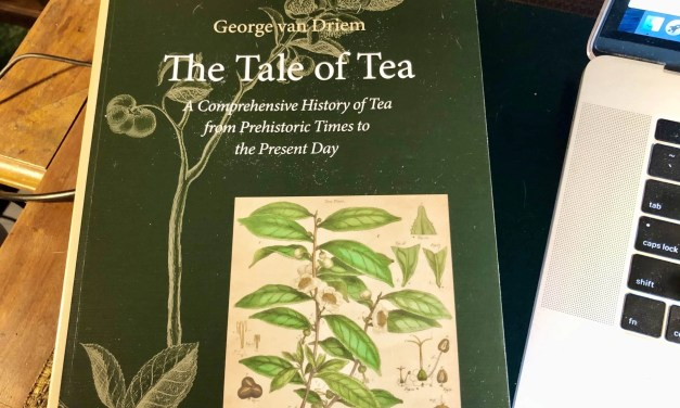 The Big & Heavy Books About Tea