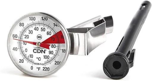 CDN ProAccurate Thermometer - Measures temperature for tea