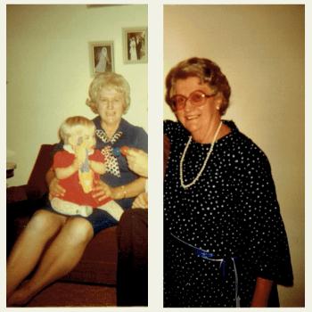 Nowicki - Jennifer's Grandmother (TeaSpot)