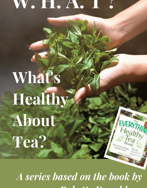 Caffeine and L-Theanine in Tea