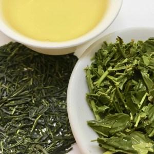 Japanese Green tea - Kagoshima, 88th Night