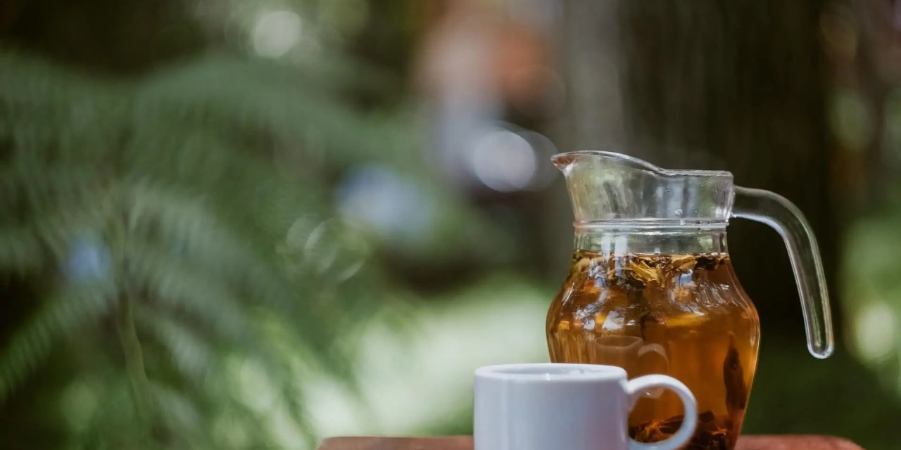 The Big (But Little-Known) Benefits Of Cold-Brew Tea