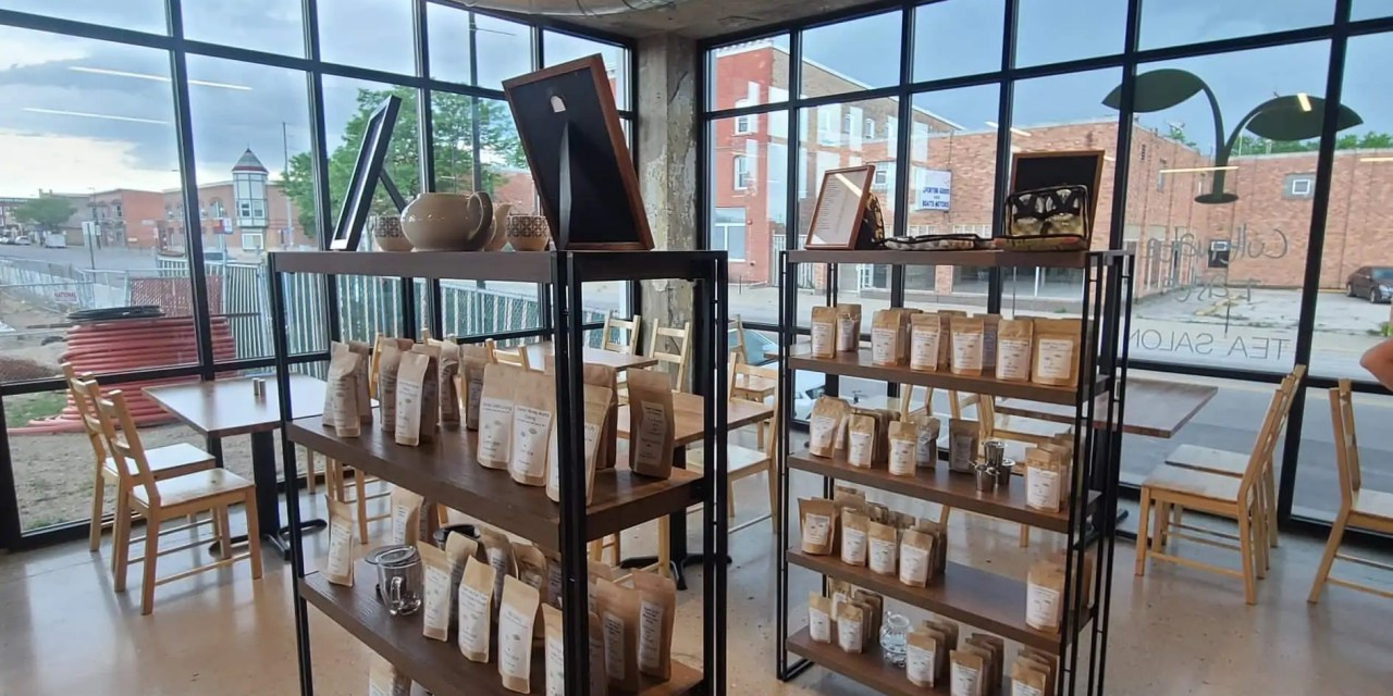Jennifer Nowicki; Creator of Cultivate Taste, A Tea Salon