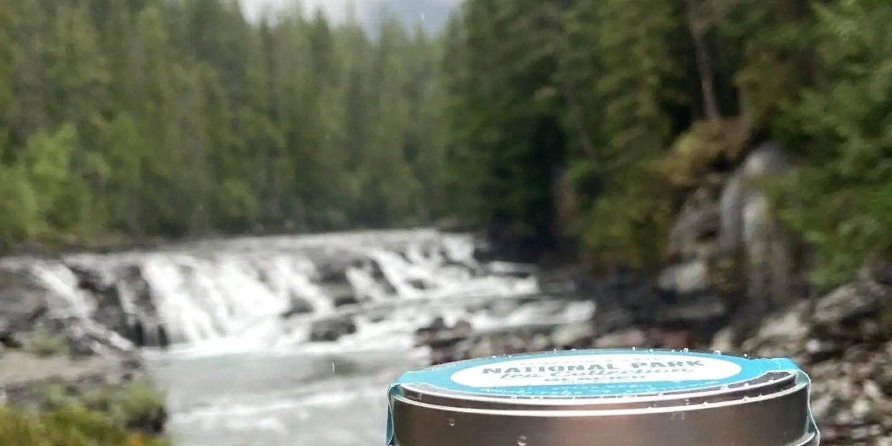 Fundraising With Tea for U.S. National Parks