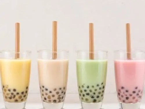 A Tea Lover Considers; What is it about Boba Tea?