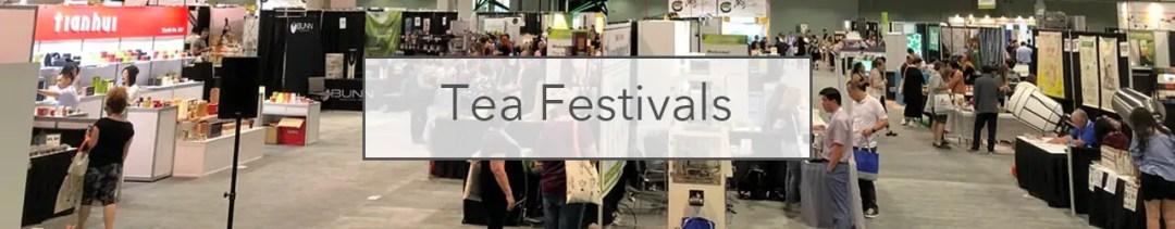Tea Festivals header