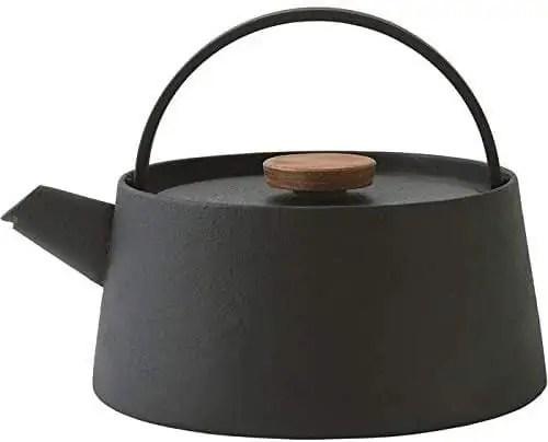 Iron Tea Pot with Modern Design