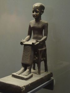 450px-Imhotep-Louvre
