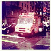 New York - Camionnette cuisine indienne