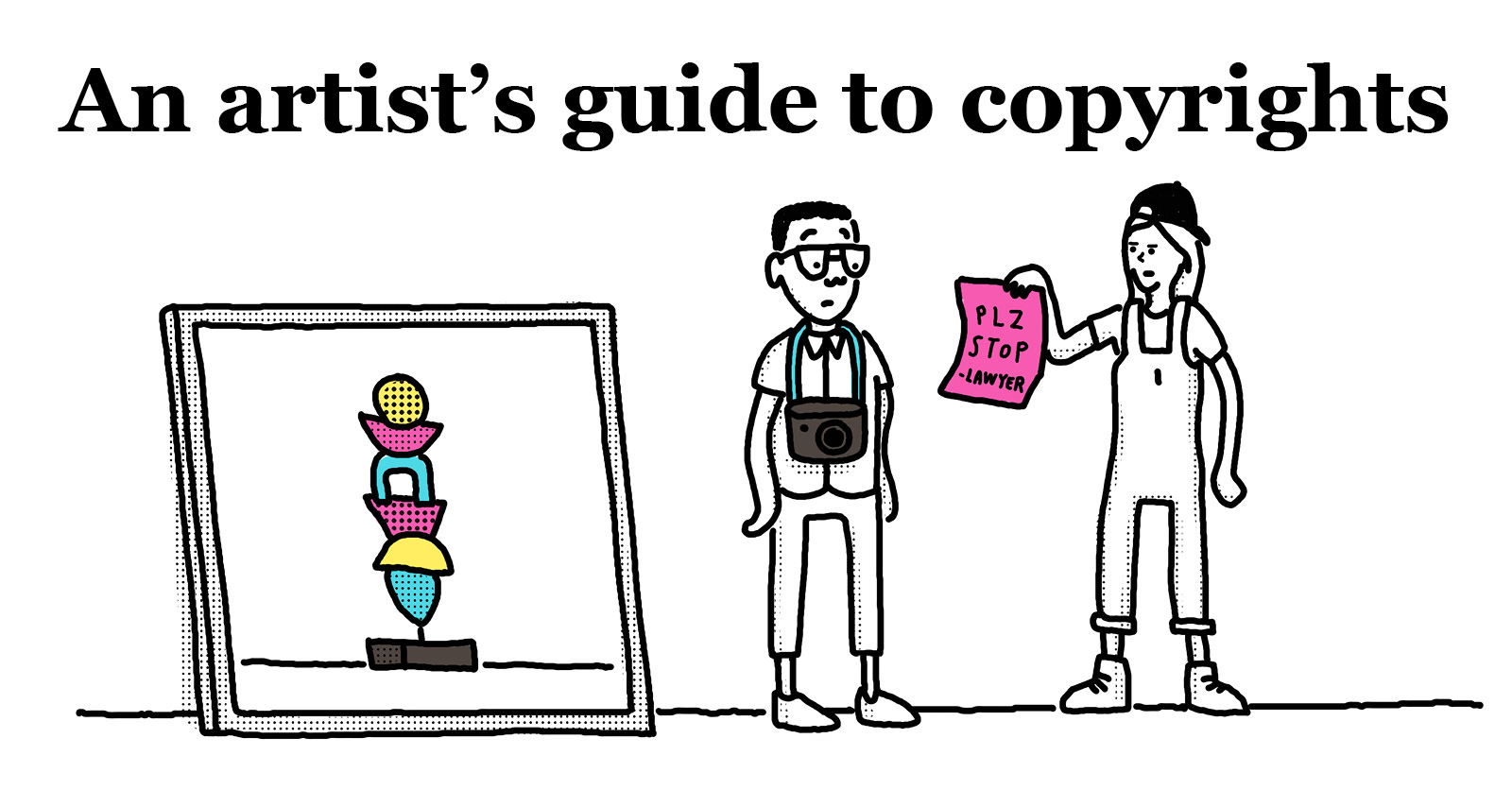 An Artist S Guide To Copyrights The Creative Independent