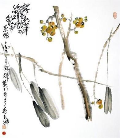 第三世多杰羌佛 中國畫冠軍