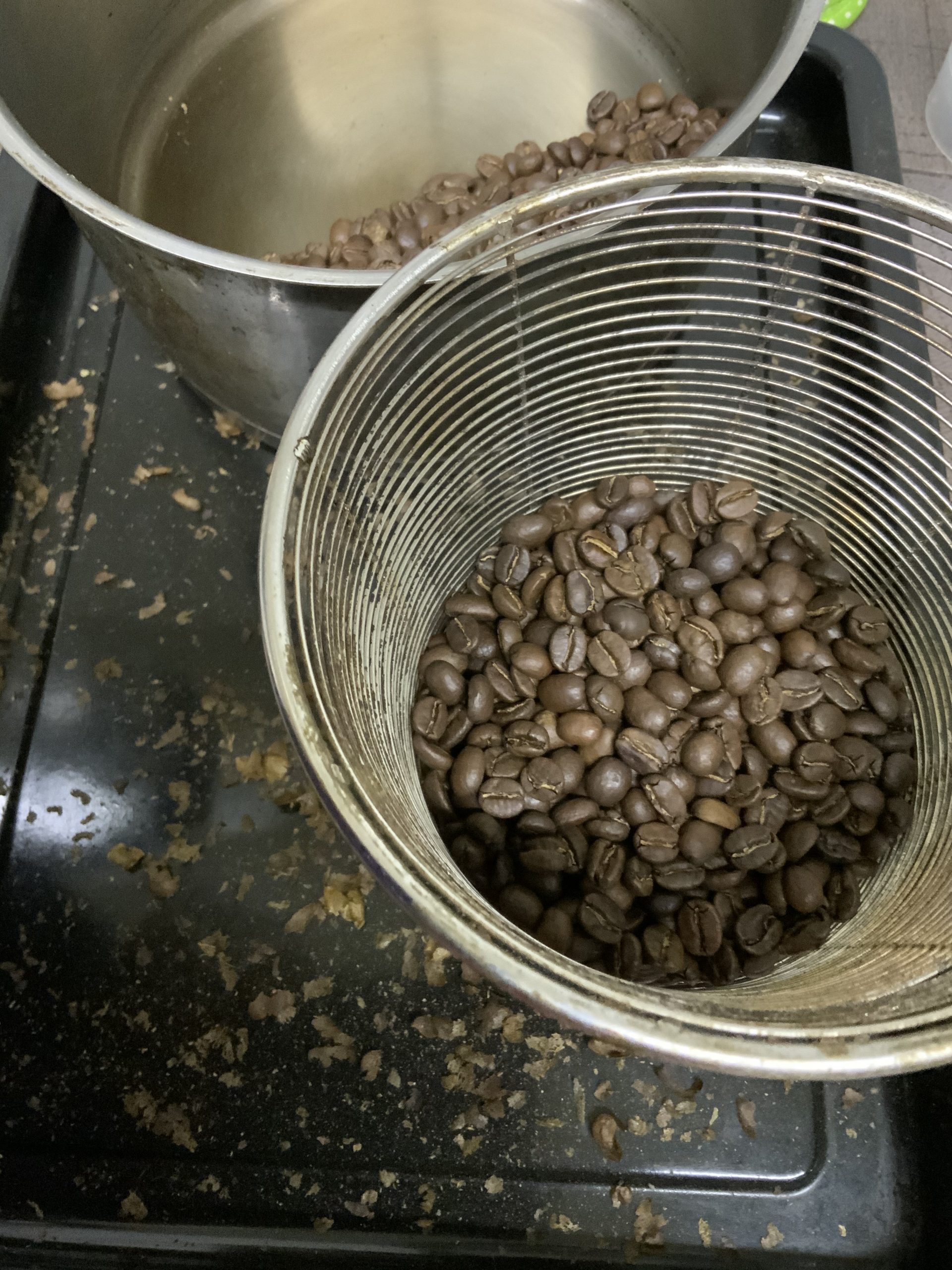 不藏私 焙炒咖啡豆心得 tn姐姐