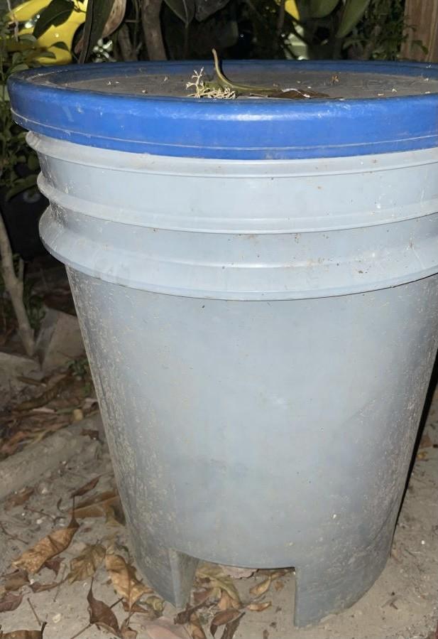 不藏私堆肥製作1-佩珊老師養蘭隨筆