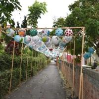省府花園-中興新村的巷弄日常