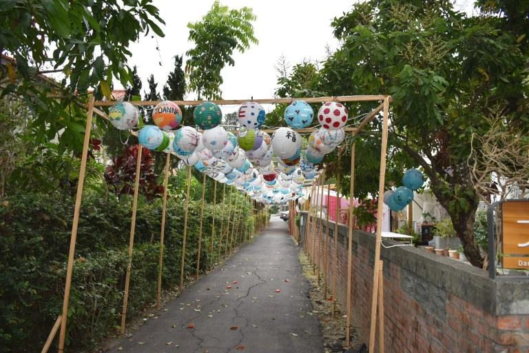 昔日的省府花園-中興新村的巷弄日常 深度遊趣