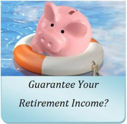 Guarantee your retirement income