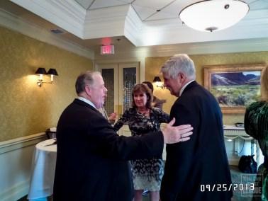 Jack Dillard Reception 2013