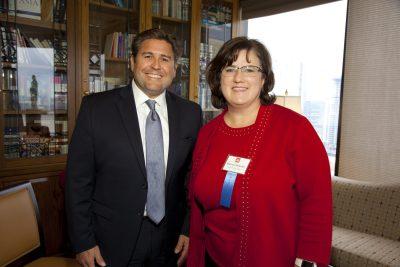 Texas Civil Justice League 2017 Annual Meeting | Hector Rivero | Sherena Shawrieh