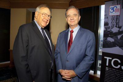 Texas Civil Justice League 2017 Annual Meeting | John Fainter | Chancellor John Sharp