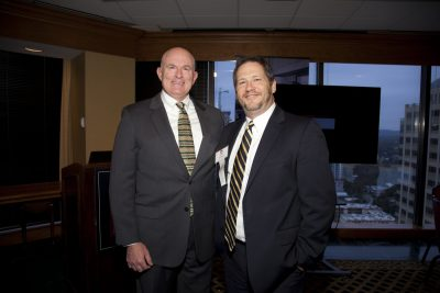 Texas Civil Justice League 2017 Annual Meeting | Mike Baselice | Supreme Court Justice Jeff Boyd