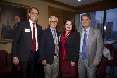 Texas Civil Justice League 2017 Annual Meeting | Dustin Howell | Justice Cindy Bourland | Chief Justice Jeff Rose