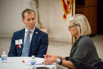 2018 Judges Forum_1100_mike-toth-lisa-kaufman