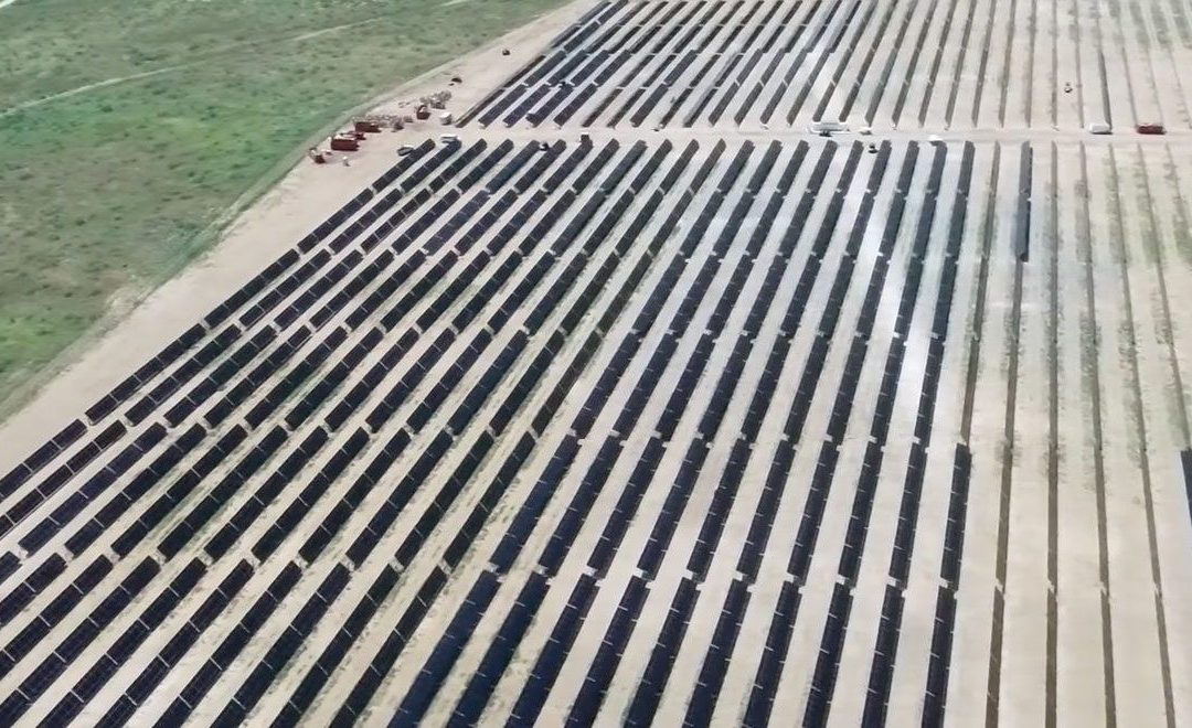 Occidental Starts Up First-of-its-kind Solar Facility Directly Powering Oil and Gas Operations