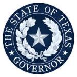 Texas Governor Seal - Special Session