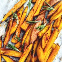 Baked Sweet Potato Fries: Welcoming the Fall!