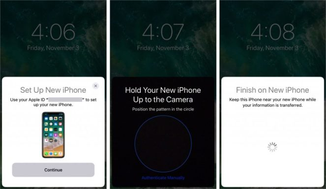 Here's the Fastest Way to Set Up a New iPhone